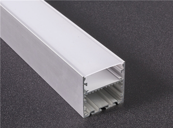 U-5050-3 50x50mm LED Aluminum Channel