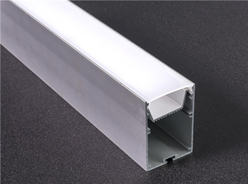 U-5070-3 50x70mm LED Aluminum Profile