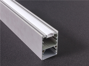 U-5075-2 50x75mm LED Aluminum Profile