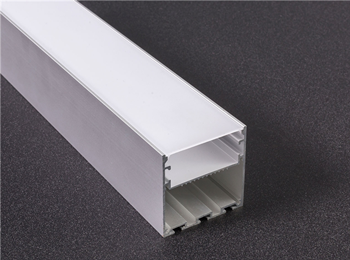 U-6060 60x60mm Linear LED Aluminum Profile