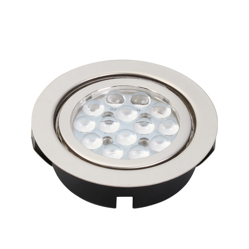 Kitchen Under Cabinet Lights Replacement 2W LED Cabinet Lights Recessed