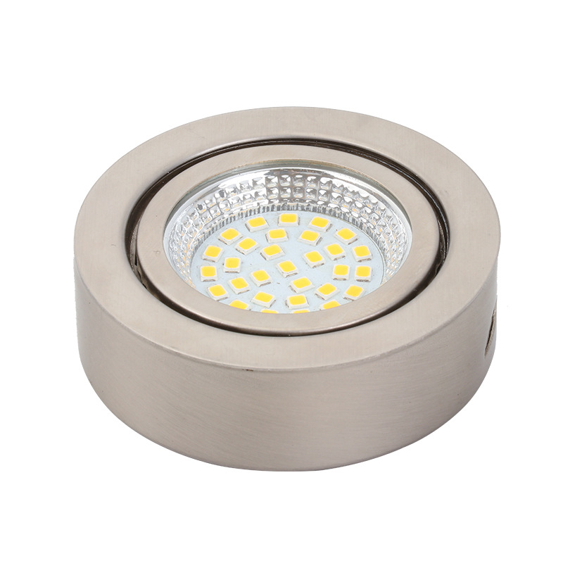 Surface mounted or Recessed LED Kitchen Lights 2.5W LED Under Cabinet Lights
