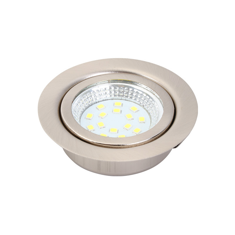 1.8W Round LED Kitchen Under Cabinet Lights