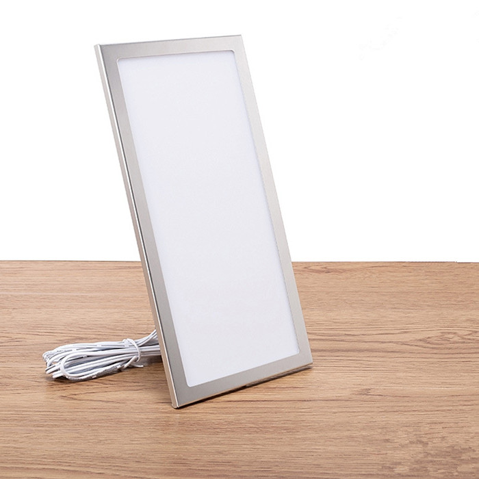 Mini LED Panel Lights 20x10x0.5cm LED Cabinet Light